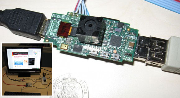 Raspberry Pi: Un PC en un stick USB por 25 dólares