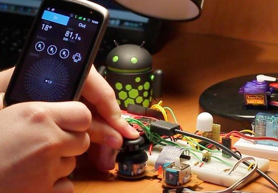 El ADK de Google en un Arduino UNO!