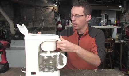 Cómo funciona una cafetera electrica