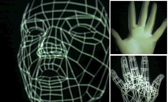 La primera película con render en 3D de 1972
