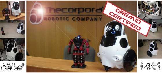 Entrevista a The Corpora y el robot Qbo