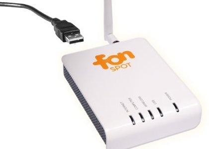 Fonera 2.0: Nueva versión libre y con puerto USB