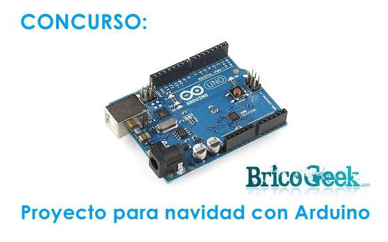 Concurso: Proyecto para navidad con Arduino