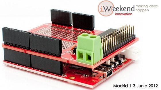 iWeekend: Evento de prototipado colaborativo en Madrid