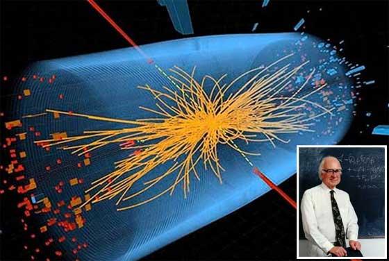 El CERN podría haber encontrado el bosón de Higgs