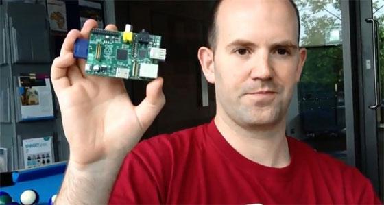 Raspberry Pi alcanza las 200.000 unidades vendidas