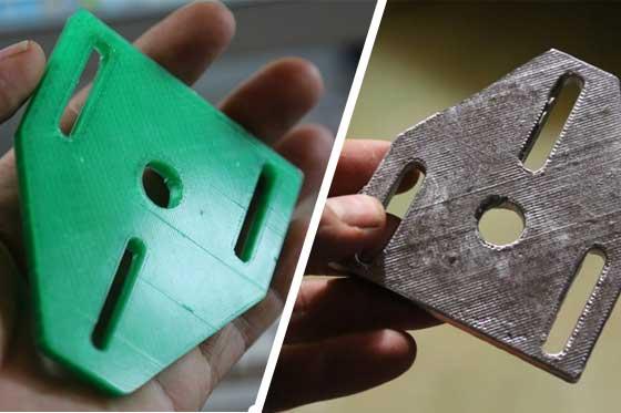 Imprimir aluminio