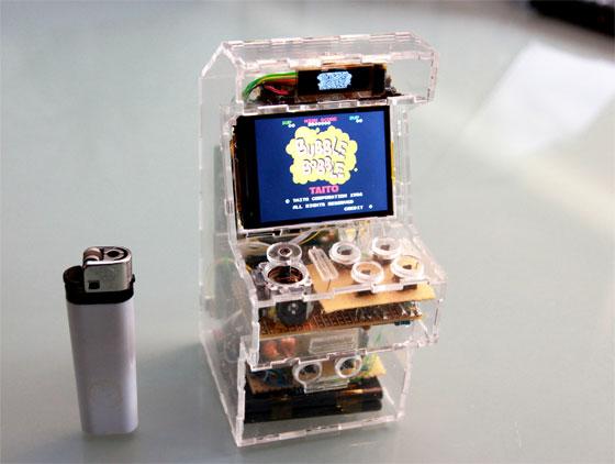 Mini MAME casera con Raspberry Pi