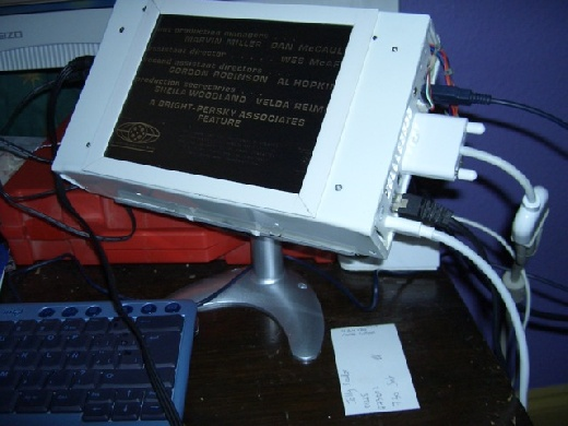 MiniMac MkIII Tablet Edition