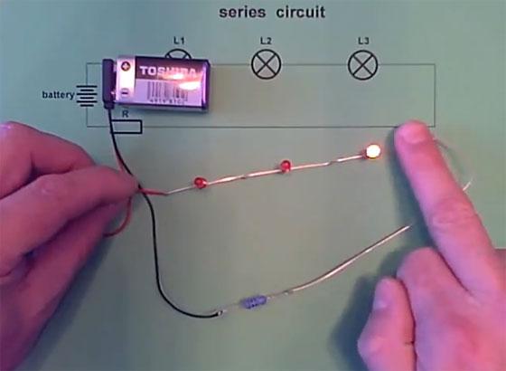 LEDs Puzzle: Te volverás loco