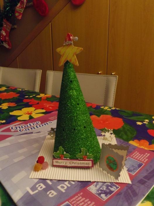 navidad geek 2012 arbol de navidad casero - Arbol De Navidad Casero