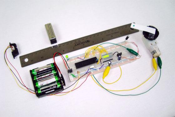 Cómo hacer un detector de distancia por infrarrojos