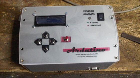 ArduTino: Control casero de secadero con Arduino