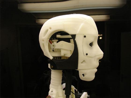 Imprime tu propio robot humanoide