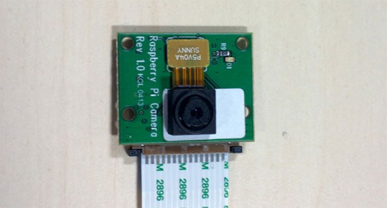 Cámara HD para Raspberry Pi