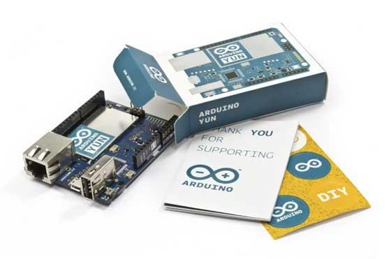 Nuevo Arduino Yun con Linux embebido