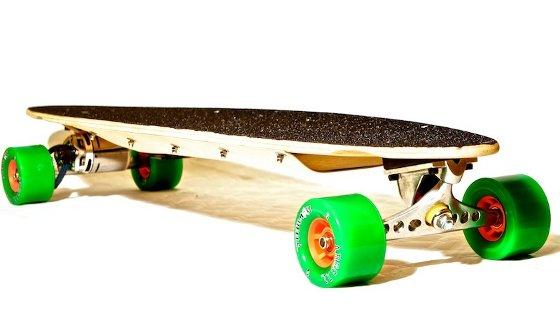 Longboard motorizado con Arduino