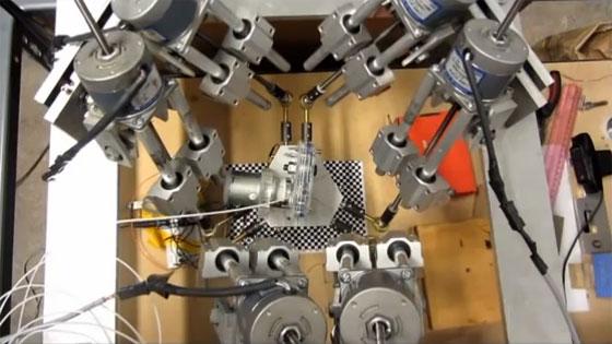 Impresora 3D de 6 ejes