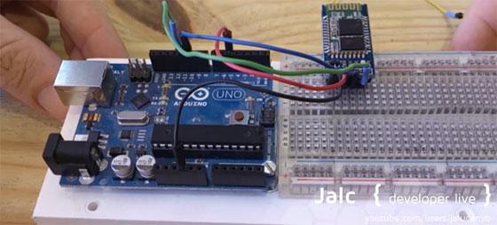 Cómo conectar Android con Arduino por Bluetooth