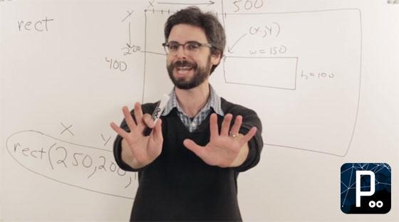 Tutorial de programación con Processing en Vídeo