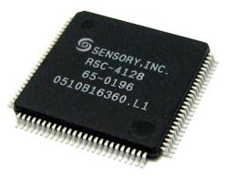 RSC4128: Microcontrolador con reconocimiento de voz
