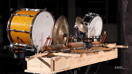 Próximo concierto de la Orquesta de Drones de KMEL