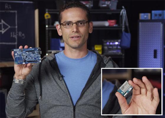 Tutorial: Cómo comenzar con la Intel Edison con Arduino