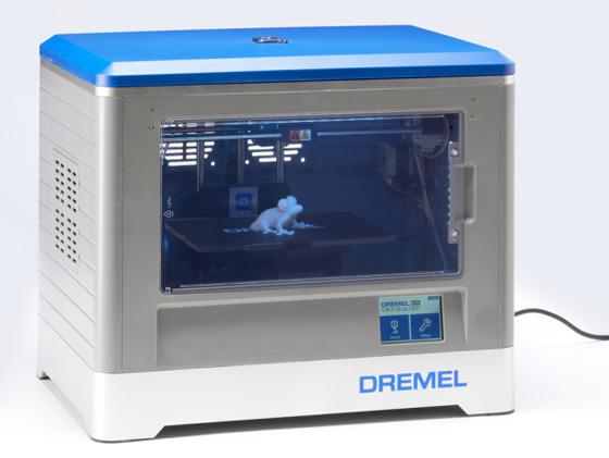 Dremel presenta su impresora 3D Idea Builder