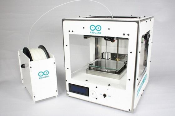 Arduino presentará su impresora 3D en la MakerFaire Rome