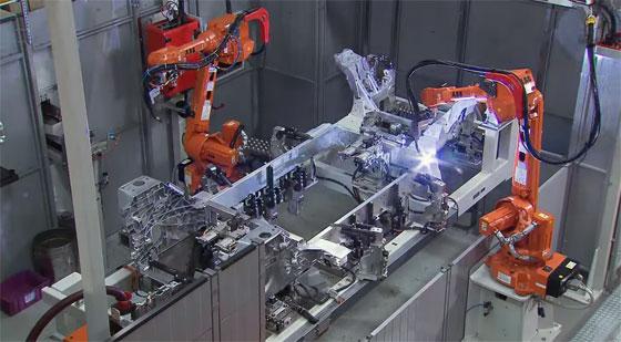 Cómo se fabrica el nuevo BMW i3 eléctrico