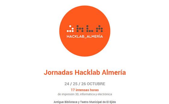 Jornadas Hacklab Almería 2014
