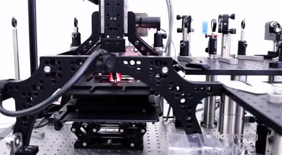 Creando cadenas de ADN con máquinas