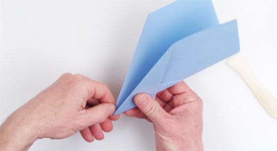 Cómo hacer el mejor avión de papel del mundo