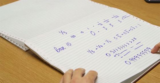 Cómo funciona el cálculo en coma flotante
