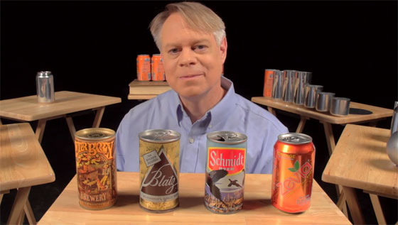 La ingeniería detrás de los botes de las latas de bebida