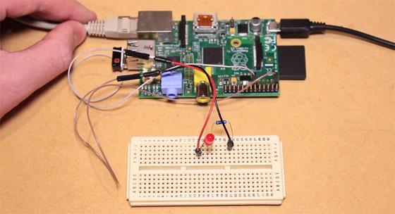 Raspberry Pi y Scratch: Cómo controlar los pines GPIO