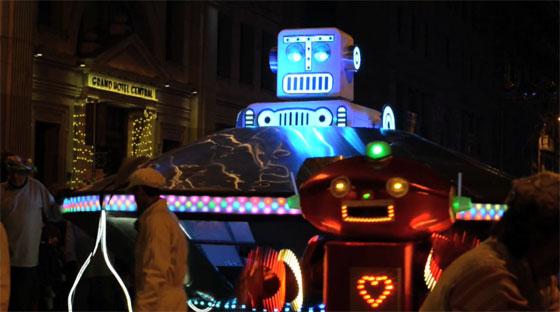 Ferroluar: Dando vida a animales y robots Mecatrónicos