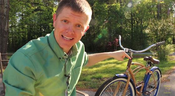 Tan fácil como montar en bicicleta... ¿o no?