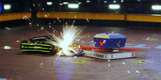 BattleBots: Competición de robots destructores