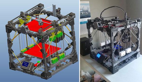 Proyecto Locus: Construyendo una impresora 3D desde cero