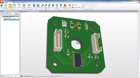 CircuitMaker: Diseño de PCB gratuito