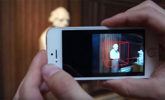 MobileFusion escanea objetos en 3D con la cámara de tu móvil