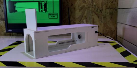 RaspiTrap: Trampa para ratones con Raspberry Pi