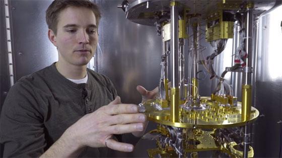 D-Wave x2: El ordenador cuántico de la NASA y Google