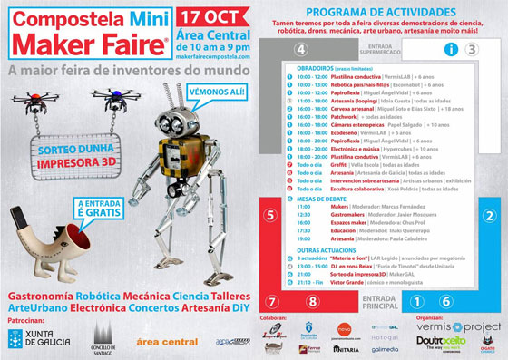 SCQ Mini Maker Faire 2015