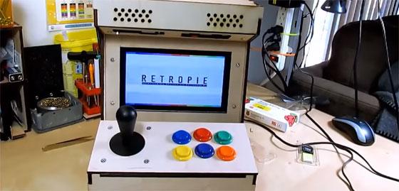 Cómo hacer una mini arcade con Raspberry Pi