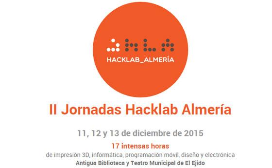 Jornadas Hacklab Almería 2015
