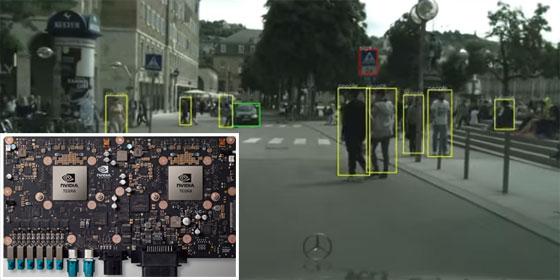 NVIDIA presenta DRIVE PX 2 para coches autónomos