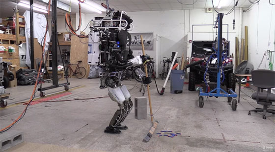 Boston Dynamics y su robot mayordomo