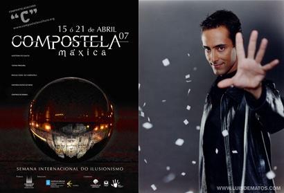 Compostela Máxica 2007: Semana Internacional del Ilusionismo